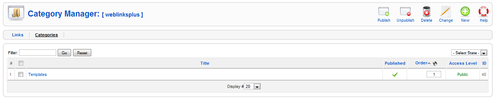 jxtc weblinks plus pro